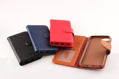 Samsung A50s Fashion Plain Book Case