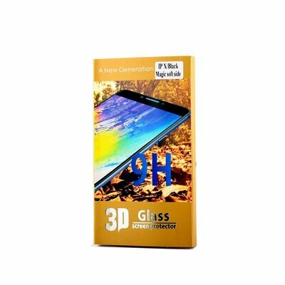 Samsung S8 3D Case Friendly Glass Screen Protector