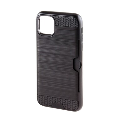 Apple iPhone 11 (2019 6.1 inch) Tough Card Holder Back Case