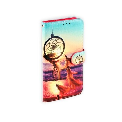 Apple iPhone 11 (2019 6.1 inch) Art Printed Book Case