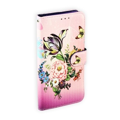 Apple iPhone 11 Pro (2019 5.8 inch) Art Printed Book Case