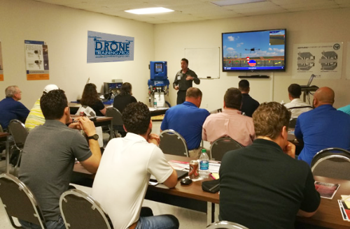 1 Student - 2-Day Instructor Led FAA Part 107 Ground School Course & On-line practice testing- May 23rd-24th at Lake In The Hills Airport, 8411 Pyott Rd, Lake in the Hills, IL 60156