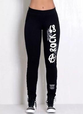 Женские спортивные брюки Rock Code Moletom Revolution