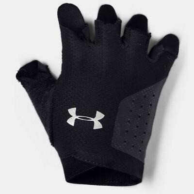 Женские тренировочные перчатки Under Armour Women's Training Glove Black