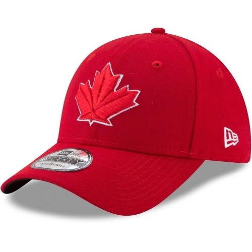 Кепка New Era Red Blue Jays Team Classic