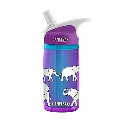Детская термобутылочка для воды с трубочкой CamelBak Eddy® Kids Insulated, 400 мл