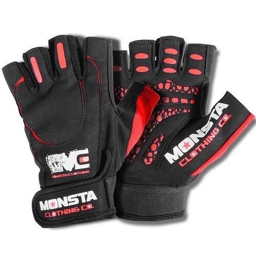 Тренировочные перчатки Monsta - 36