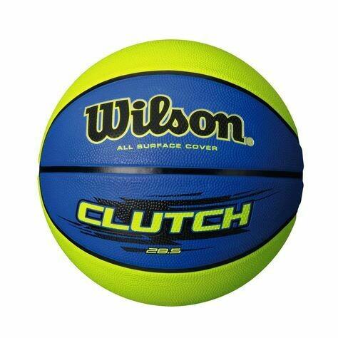 "Мяч баскетбольный WILSON Clutch Basketball 28.5"""