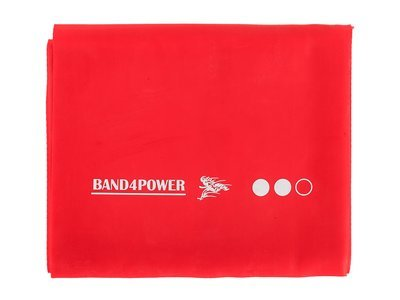 Лента для фитнеса Band4Power 2.5 метра средняя нагрузка