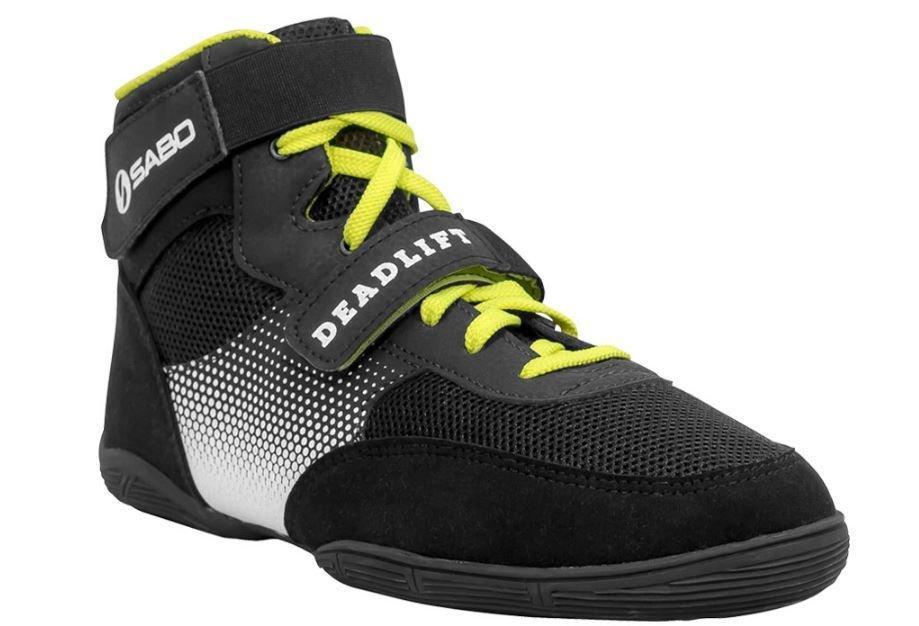 Ботинки для становой тяги SABO Deadlift 1 LIME