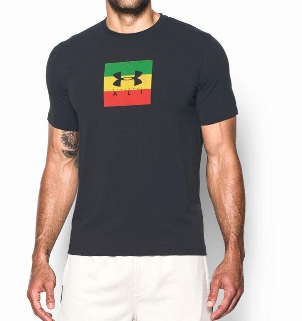 Функциональная футболка Under Armour x ALI Core Rumble