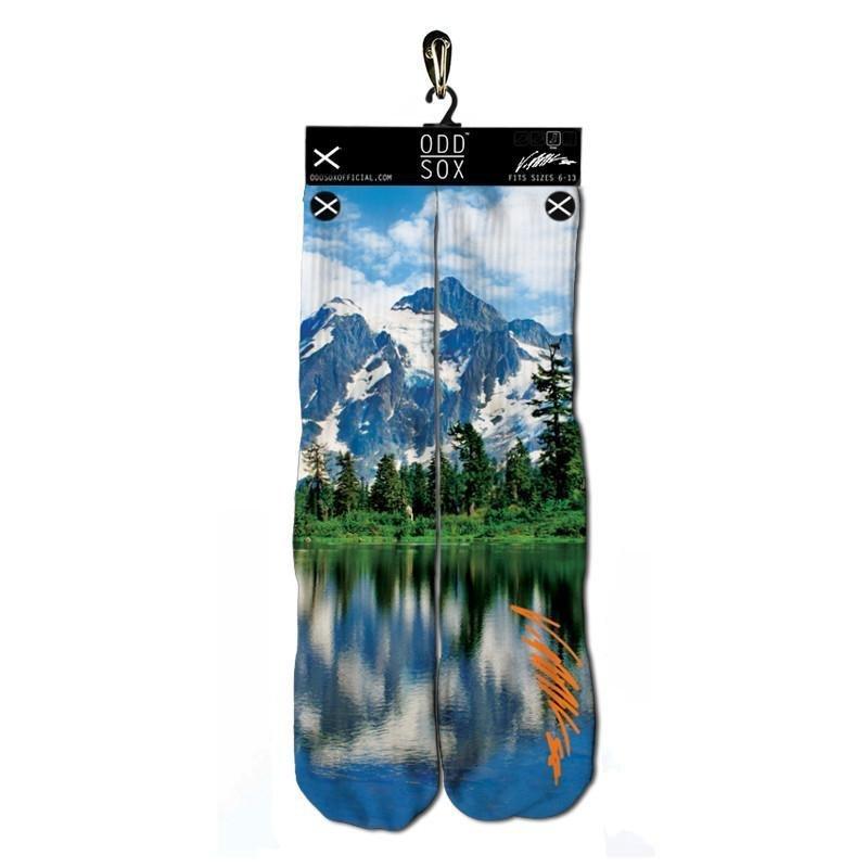 Спортивные носки ODD SOX Rockies
