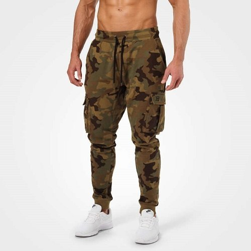 Мужские брюки Better Bodies Bronx Cargo Sweatpant