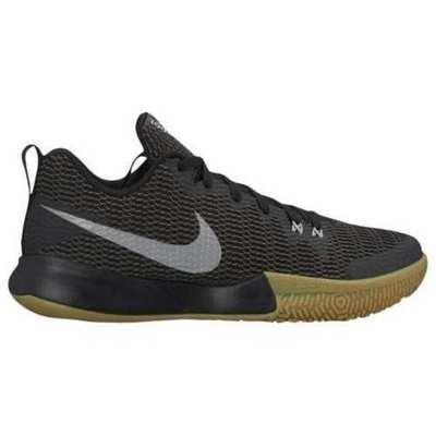 Мужские баскетбольные кроссовки NIKE Zoom Live II, Black