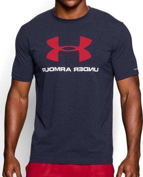 Функциональная футболка Under Armour Sportstyle Logo