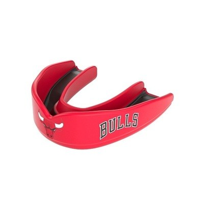 Капа односторонняя Shock Doctor Chicago Bulls ADULT AGE 11+
