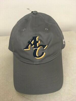 Gray Baseball Hat