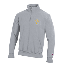 Champion Quarter Zip - Gray