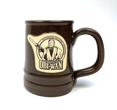 Mug Stoneware 16oz w/ Obi-Wan Kenobi
