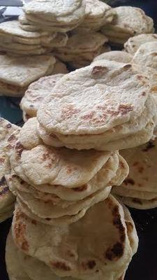 Sourdough Flatbread Tortillas - 6 ct. package
