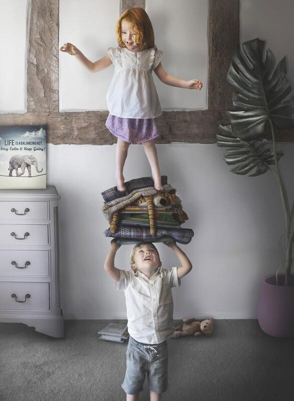 Life of Whimsy - Balancing Act