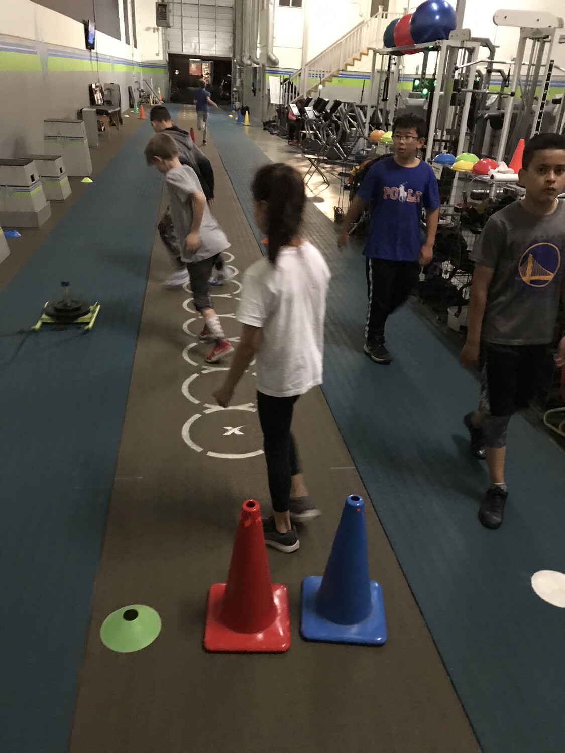 EFS Sports Performance & Fitness Camps 2020 (Ages 9-16).