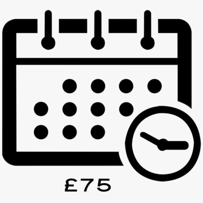 £75 Deposit