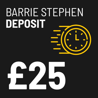 £25 Deposit