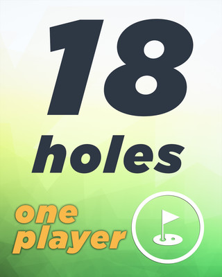 18 Holes of Golf