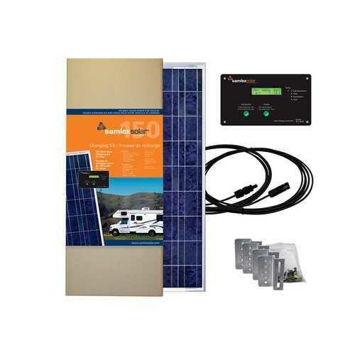 Samlex Solar Charging Kit - 150W - 30A