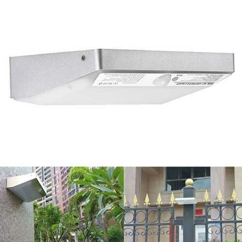 Newest Solar Power 48 LED PIR Motion Sensor Light Outdoor IP65 Waterproof Garden Security Lamp
