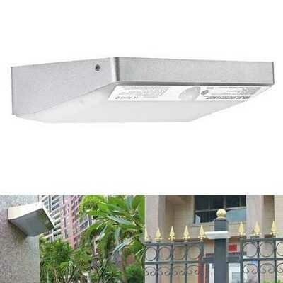 Newest Solar Power 48 LED PIR Motion Sensor Light Outdoor IP65 Waterproof Garden Security Lamp
