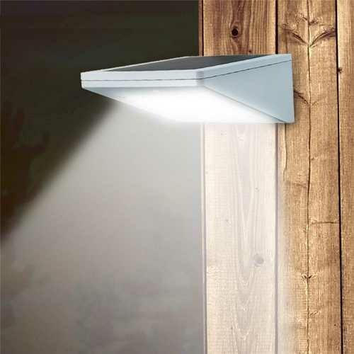 Solar Powered 35 LED Radar Motion Sensor Security Lamp Outdoor Garden Waterproof Wall Light