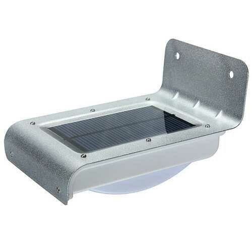 Solar Wall Outdoor Sensor Motion Infrared Induction LED Light