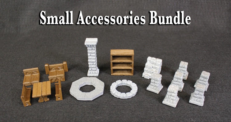 Accessories Bundle - Small