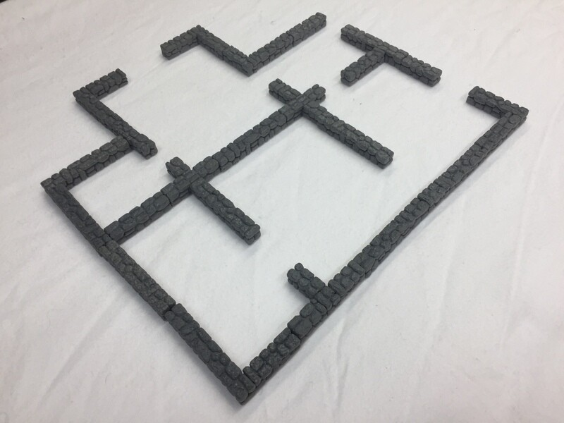 Magnetic Wall Blocks