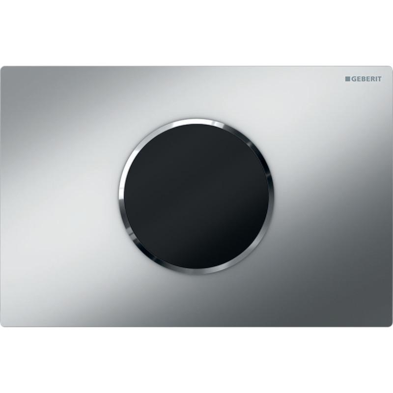 Plaque de déclenchement infrarouge Geberit Sigma10 / Chromé mat