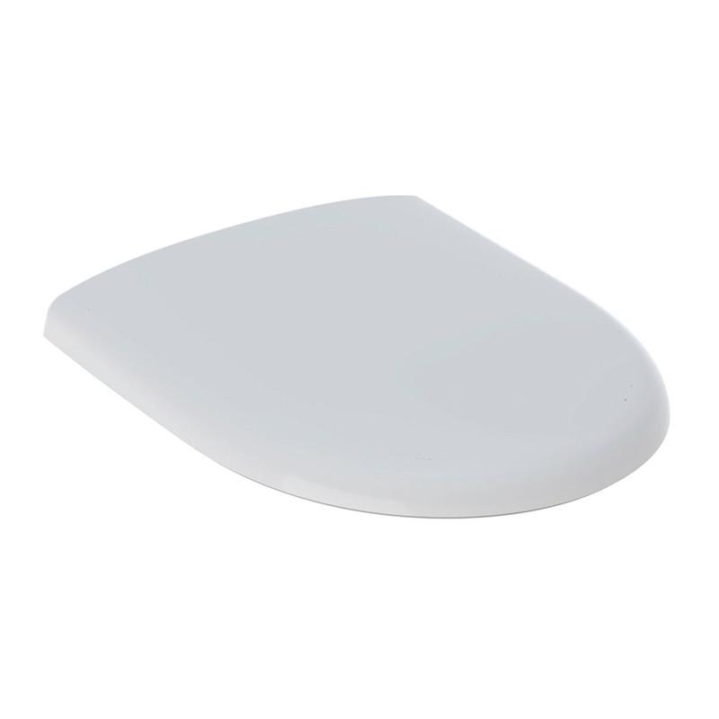 Abattant WC Geberit Smyle rond à abaissement standard