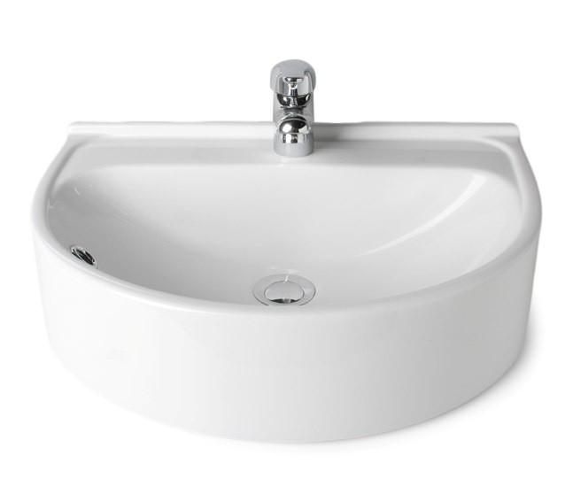 Lave-mains Demi-Lune 49,5 cm