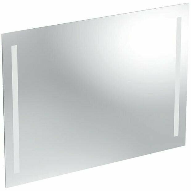 Miroir éclairé Keramag Option 90 cm avec éclairage des deux côtés