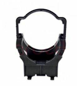 Collier Geberit pour coude de raccordement pour WC pour tous les réservoirs à encastrer 8 cm