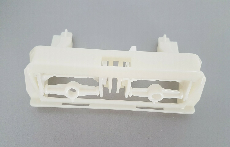 Bloc support pour réservoir à encastrer Geberit Alpha 8 cm