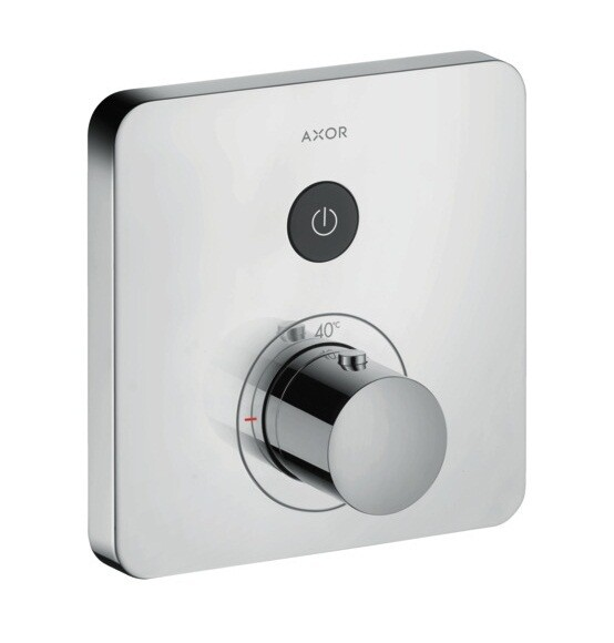 Set de finition pour mitigeur thermostatique AXOR ShowerSelect SoftCube