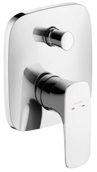 Set de finition pour mitigeur de bain / douche encastré PuraVida