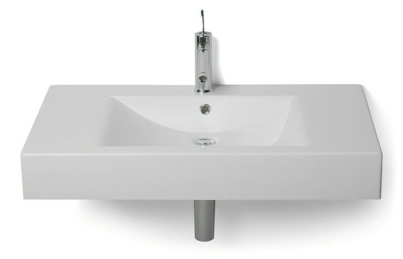 Plan-vasque Spazio 90 cm
