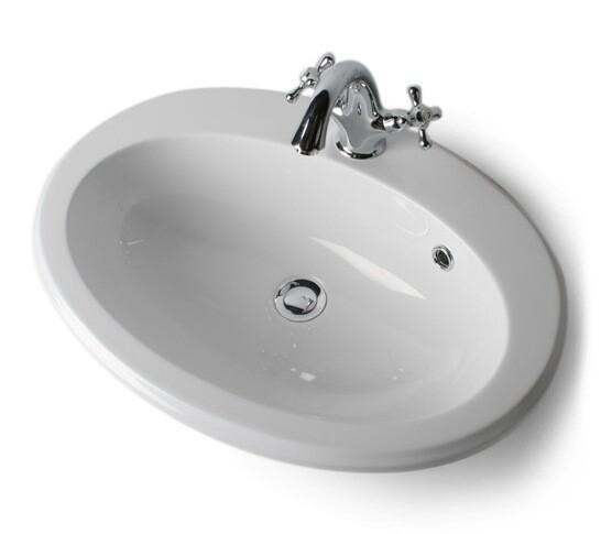 Vasque encastrable Broadway 60 cm