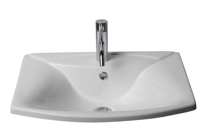 Vasque encastrable Amanda 60 cm