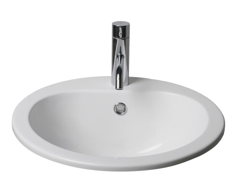 Vasque encastrable Paloma 47 cm