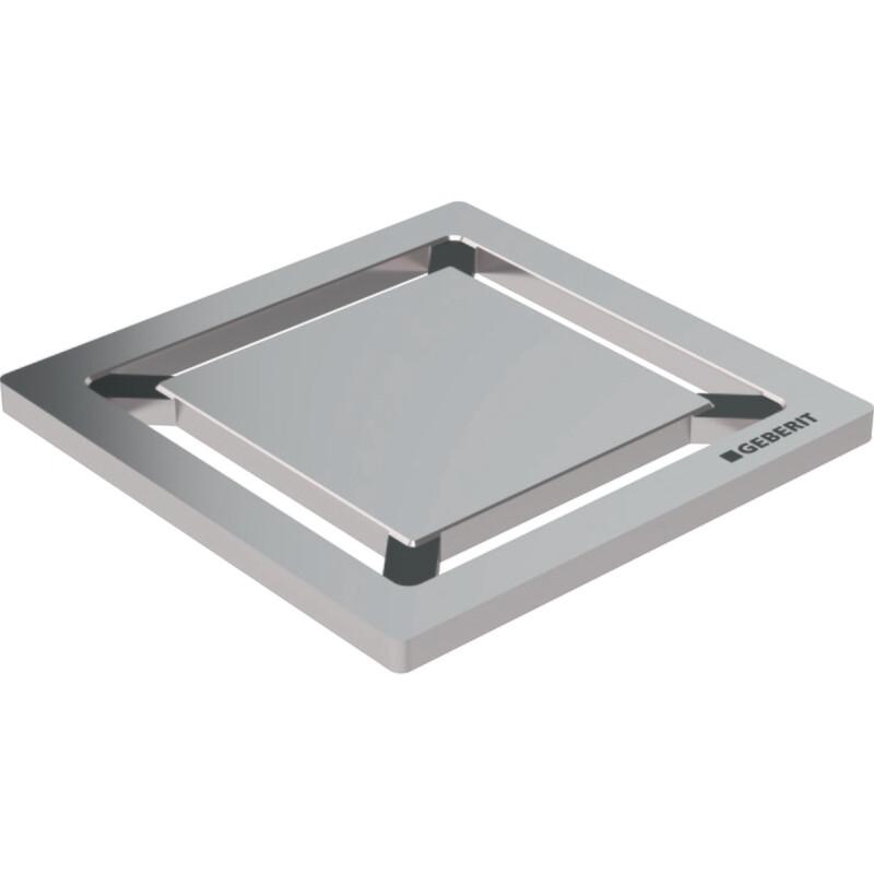 Grille de siphon modèle square