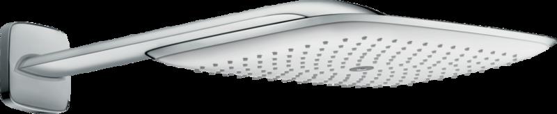 Douche de tête Hansgrohe PuraVida 400 1 jet avec bras de douche